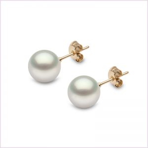 Euro Pearls South Sea Pearl Stud Earrings