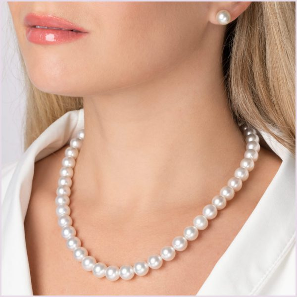 Euro Pearls South Sea Pearl Necklace
